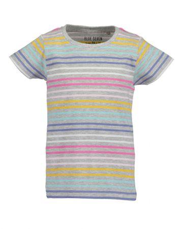 Blue Seven koszulka dziewczęca 104 szara
