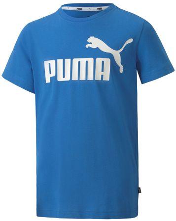 Puma Fiú trikó ESS Logo Tee B Palace Blue 98, kék