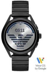 Emporio Armani ART5029 pametna ura, črna