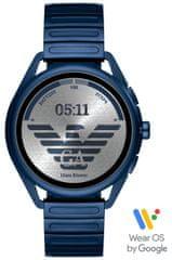 Emporio Armani Gen5 Matteo, 45 mm, Stainless Steel Blue (ART5028)