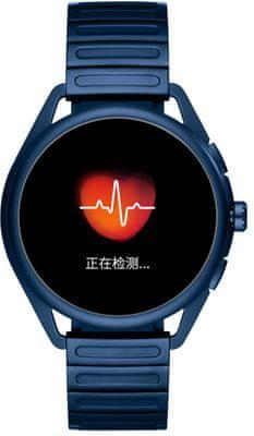 Chytré hodinky Armani Gen5 Matteo, elegantní, designové, vodotěsné, GPS, měření tepu, spálené kalorie, monitorování spánku