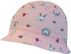 Yetty dievčenský klobúčik letný s obrázkami