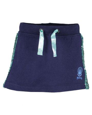 Blue Seven suknja za djevojčice, tamno plava, 110