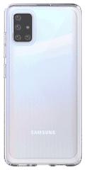 Samsung Galaxy A51 ovitek, silikonski, transparent