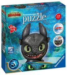 Ravensburger PuzzleBall Bezzubka 72 dílků