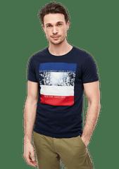 s.Oliver pánske tričko 13.003.32.4690