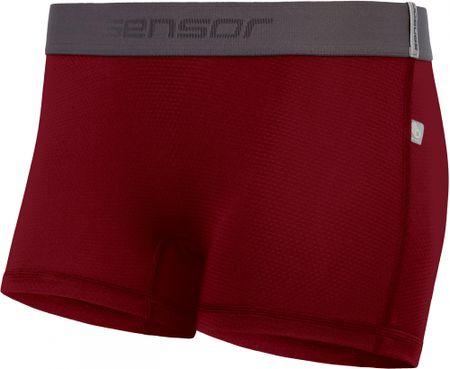 Sensor Coolmax Tech ženske boksarice, vijolične, L