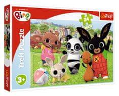 Trefl Puzzle Bing Zabawa w parku MAXI 24