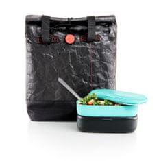 Lékué Termotaška na svačinový box Lékué Backpack To Go | černá