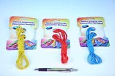 Teddies Guma na skákání 3m různé barvy