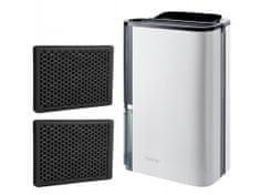 Noaton DF 4123 HEPA + 2x DF 4123C, odvlhčovač a čistička vzduchu + 2x náhradní uhlíkový filtr
