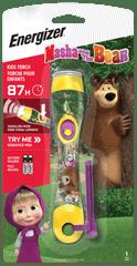 Energizer dětské ruční svítilna Masha & Bear Handheld 2 x AA