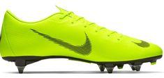 Nike Kopačky Nike Mercurial Vapor 12 Academy SG-PRO Zelená / Černá