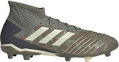 Adidas Kopačky adidas Predator 19.2 FG Zelená / Bílá