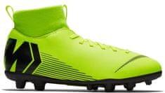 Nike Dětské kopačky Nike Jr. Mercurial Superfly VI Club MG Zelená / Černá