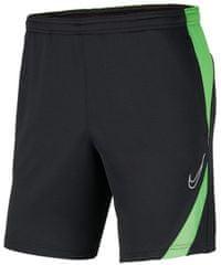 Nike Šortky Academy Pro Knit Černá / Zelená