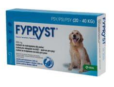 Fypryst spot-on L pes 20-40 kg, 1x2,68 ml