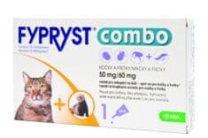 Fypryst combo spot-on kočky a fretky 1x0,5 ml
