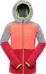 ALPINE PRO softshell jakna za dječvojčice NOOTKO 10