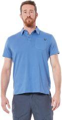 Northfinder Męska koszulka Asym TR-3503SP 281 Blue