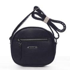 Romina & Co. Bags Módní dámská kulatá crossbody Fulbert modrá