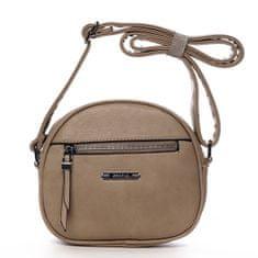 Romina & Co. Bags Módní dámská kulatá crossbody Fulbert zemitá