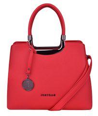 JustBag Ženska torbica 3680 Rdeča