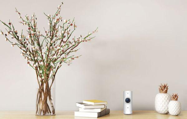 Obrotowa kamera IP D-Link DCS-8000LHV2 (DCS-8000LHV2/E), wykrywanie ruchu, wykrywanie dźwięku, inteligentny dom, smart
