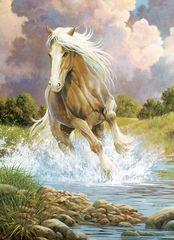 Cobble Hill Puzzle 1000 db River Horse