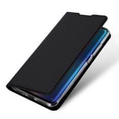 Dux Ducis Skin Pro knížkové kožené pouzdro pro Xiaomi Mi 9, černé