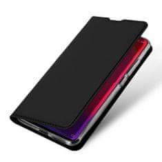 Dux Ducis Skin Pro bőr könyvtok Xiaomi Mi 9T Pro / Mi 9T, fekete