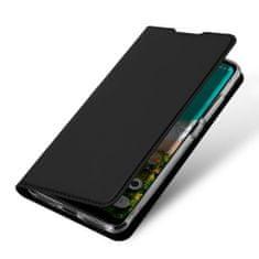 Dux Ducis Skin Pro knížkové kožené pouzdro na Xiaomi Mi A3, černé