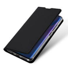 Dux Ducis Skin Pro usnjeni flip ovitek za Huawei P30 Lite, črna