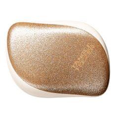 Tangle Teezer Profesionálna kefa na vlasy Tangle Teezer Christmas Gold Starlight (Compact Styler)
