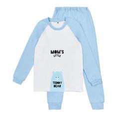 Garnamama fiú pizsama sötétben világító nyomatott mintával