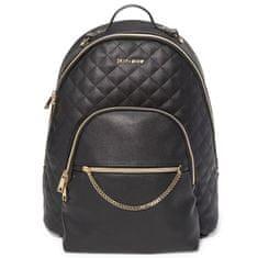 Skip hop Taška prebalovacia/batoh Linx Quilted Backpack Black