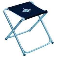 Euromarine skládací stolička EUROMARINE, modrá