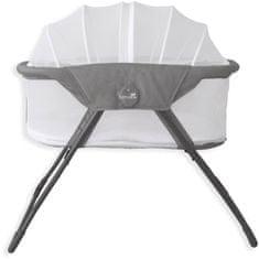 Tanuki košík na miminko 0-6 m, šedá