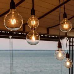 Lotti řetěz s 6 klasickými žárovkami