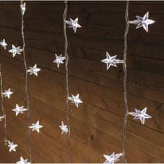 Lotti světelný řetěz - hvězdičky, 3x0,8 m