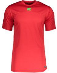 KEEPERsport Futbalový dres GKSix Premier s/s (červený)