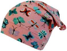 Yetty dievčenská šatka s motýlikmi