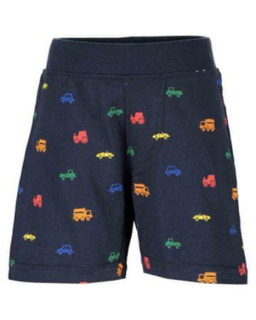 Blue Seven fantovske kratke hlače, 74, temno modre