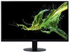 Acer SA270Abi IPS monitor, crni