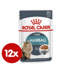 Royal Canin vrećica za mačke Hairball Care, 12x85 g