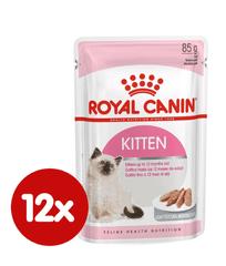 Royal Canin vrećica za mačke Kitten Instinctive Loaf, 12x85 g
