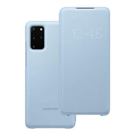 Samsung LED View preklopna maska za Samsung Galaxy S20, plava (EF-NG980PLE)