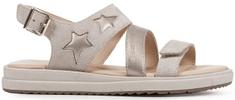 Geox Rebecca J02BLA 022NF C5000 sandale za djevojčice