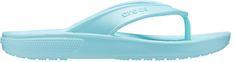Crocs Klapki damskie Class ic II Flip Ice Blue 206119-4O9