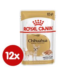 Royal Canin Chihuahua hrana za pse, 12x85g